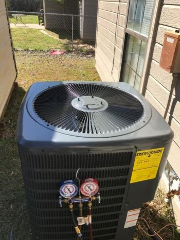 Lovejoy HVAC by R Fulton Improvements